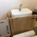 トイレタンク隠しをDIY! 作り方2 -構造-
