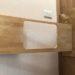 トイレタンク隠しをDIY!作り方4 -上ぶたと前面パネル-